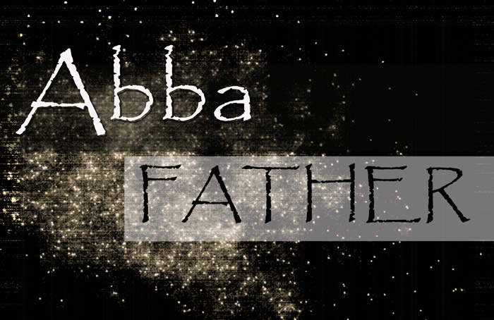 http://www.reddirtchronicles.com/wp-content/uploads/2011/10/Abba-Father.jpg